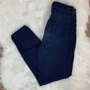Paige Hoxton Skinny Ankle Jeans in Harla